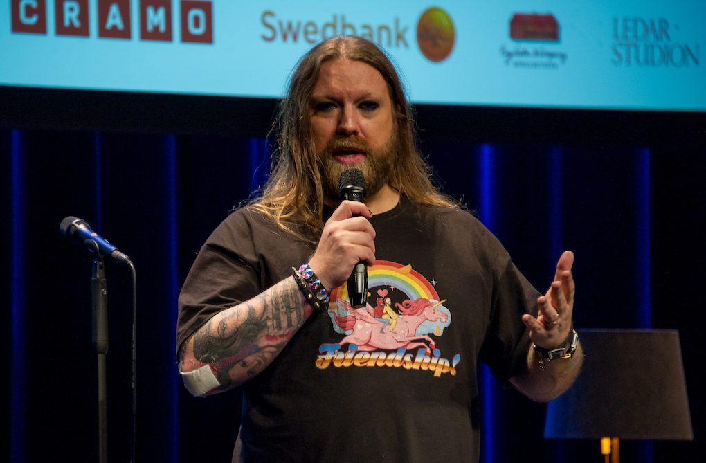 Rickard Söderberg Får Pingvinpriset 2017