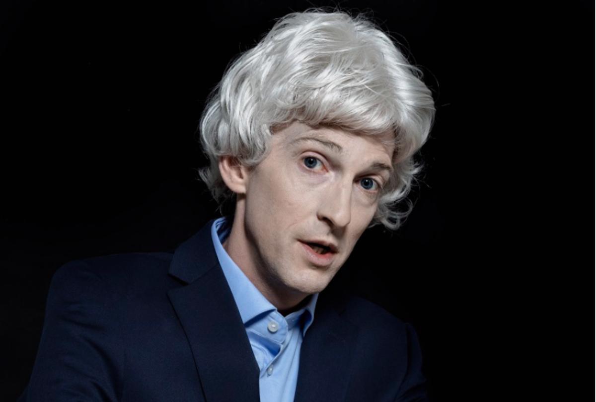 Pjäsen Om Assange – En Sorglig Sörja Av Kastrationsångest