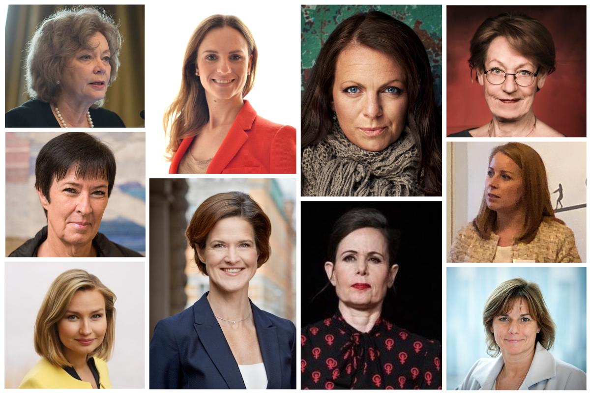 Årets Jämställdhetsförebilder Prisas Av Klara K