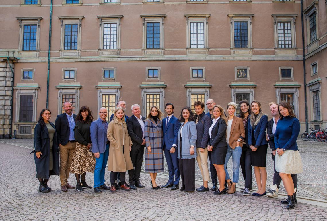 MySafety Krokar Arm Med Prins Carl Philips Och Prinsessan Sofias Stiftelse